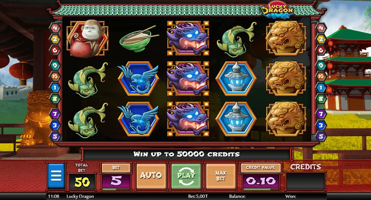 lucky dragon mga