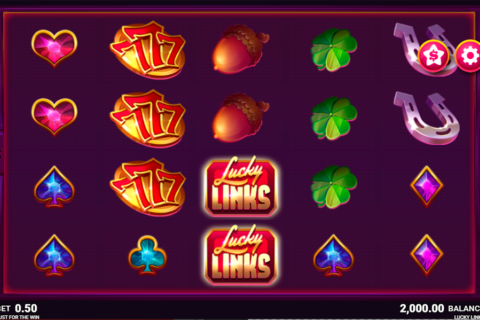 lucky links just for the win