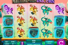 machine gun unicorn genesis