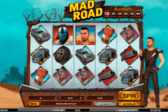 mad road arrows edge