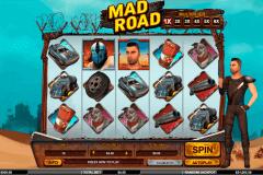 mad road arrows edge