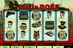mafia boss bw