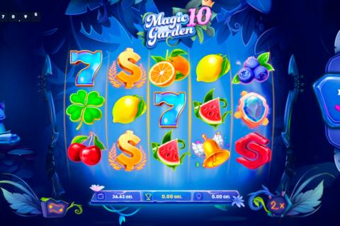 magic garden  smartsoft gaming