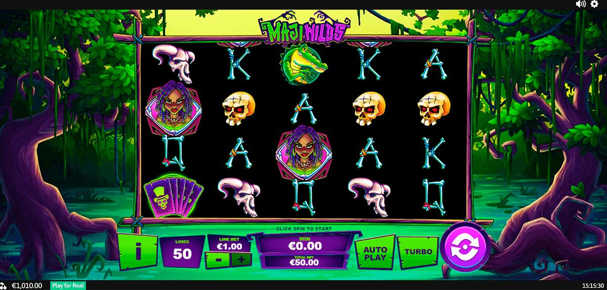 Spiele Maji Wilds - Video Slots Online