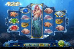 mermaids diamond playn go
