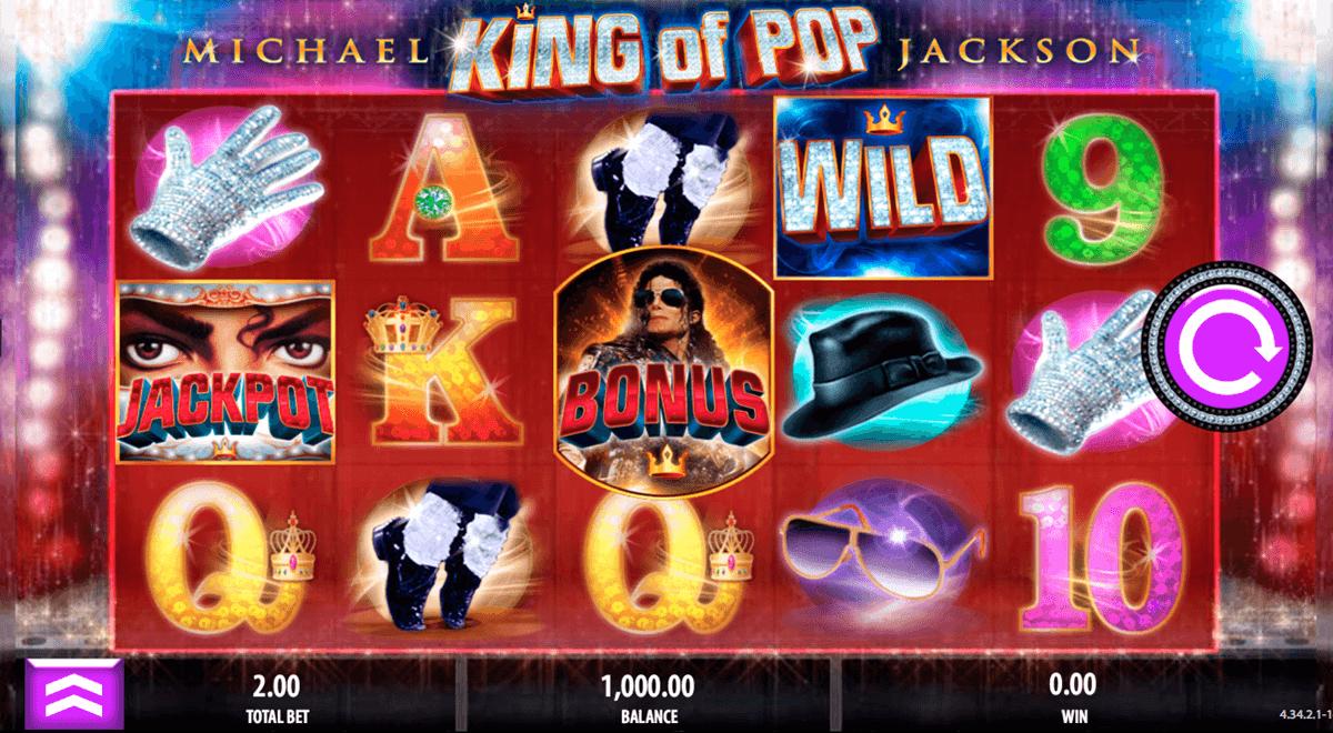 michael jackson king of pop bally
