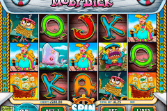 moby dick multislot