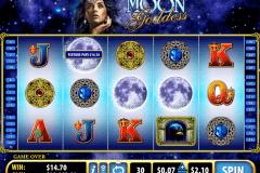 moon goddess bally