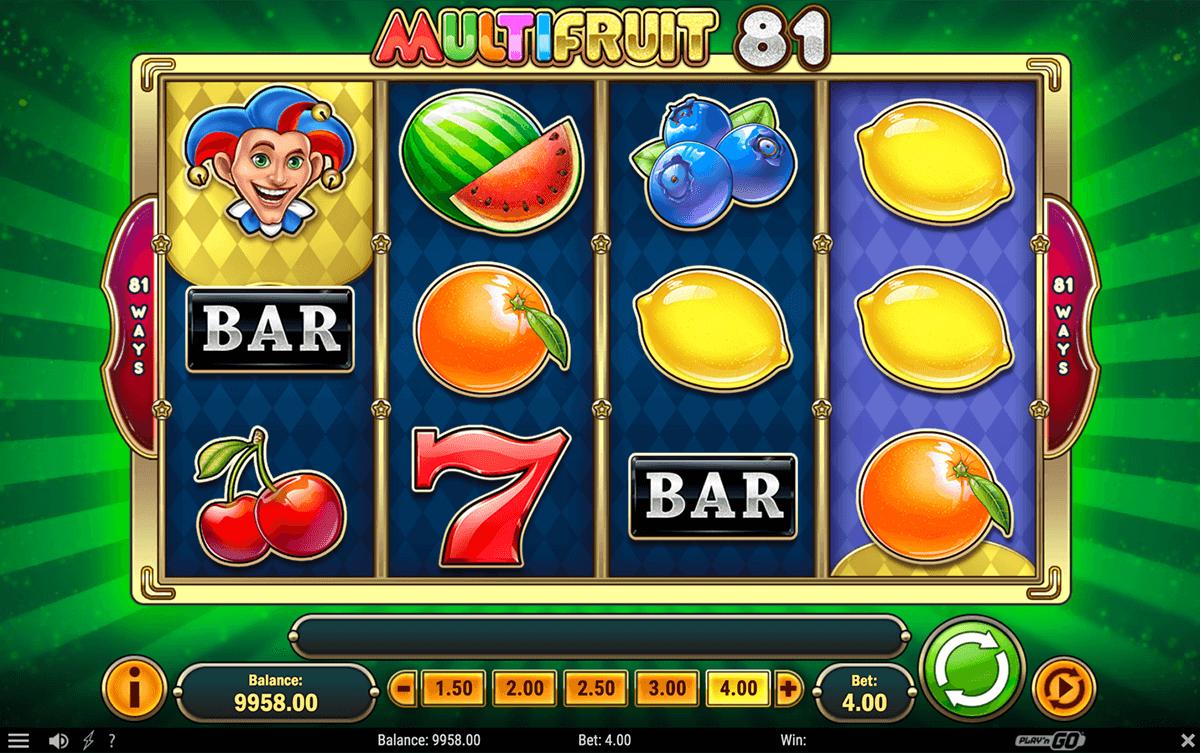 multifruit  playn go