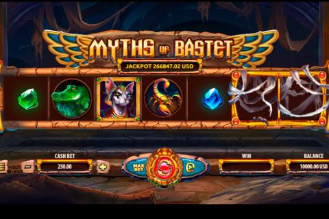 myths of bastet onlyplay
