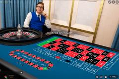 native speaking roulette evolution gaming