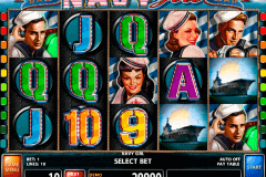 navy girl casino technology