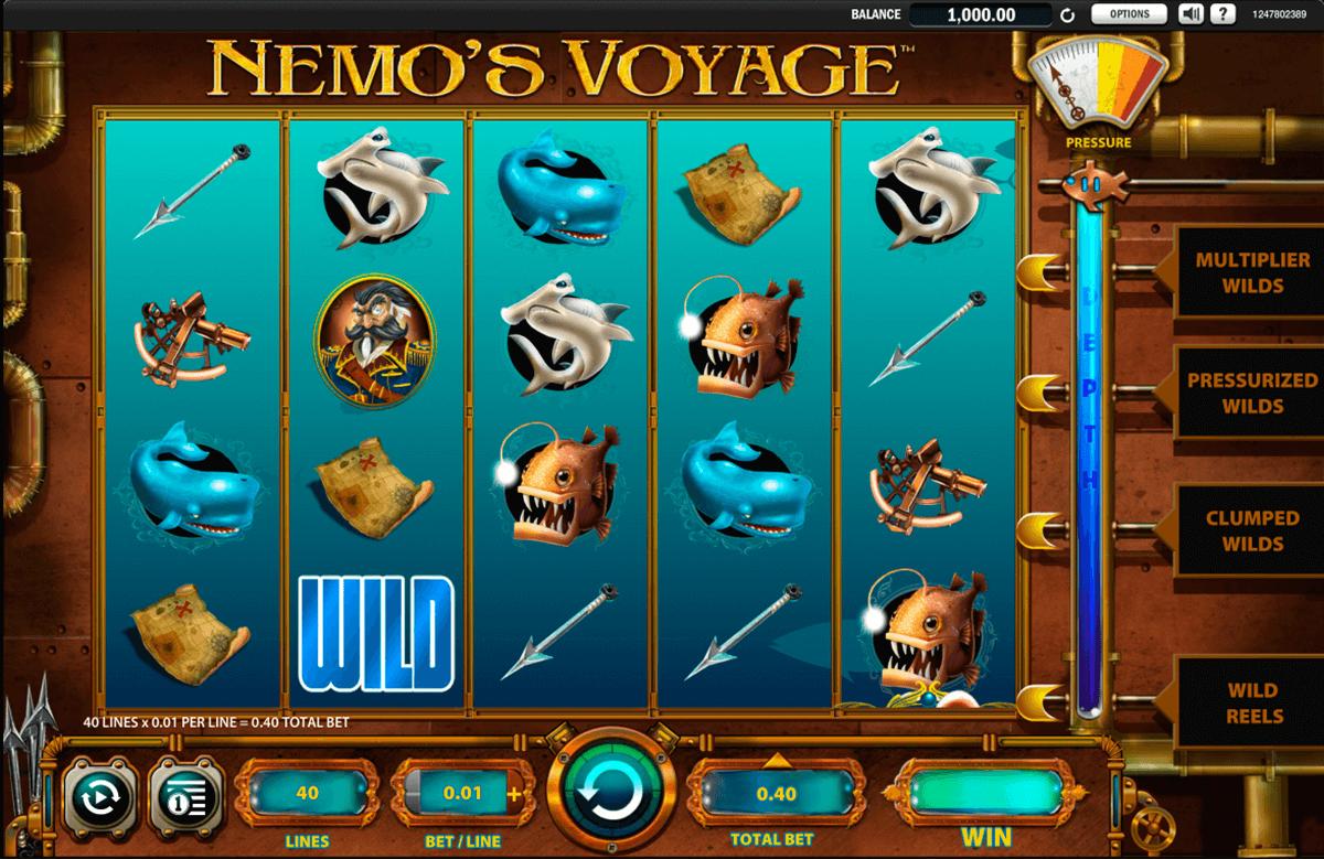 nemos voyage wms