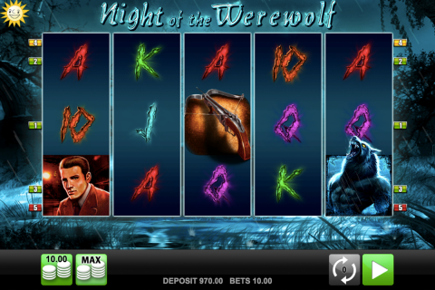 night of the werewolf merkur