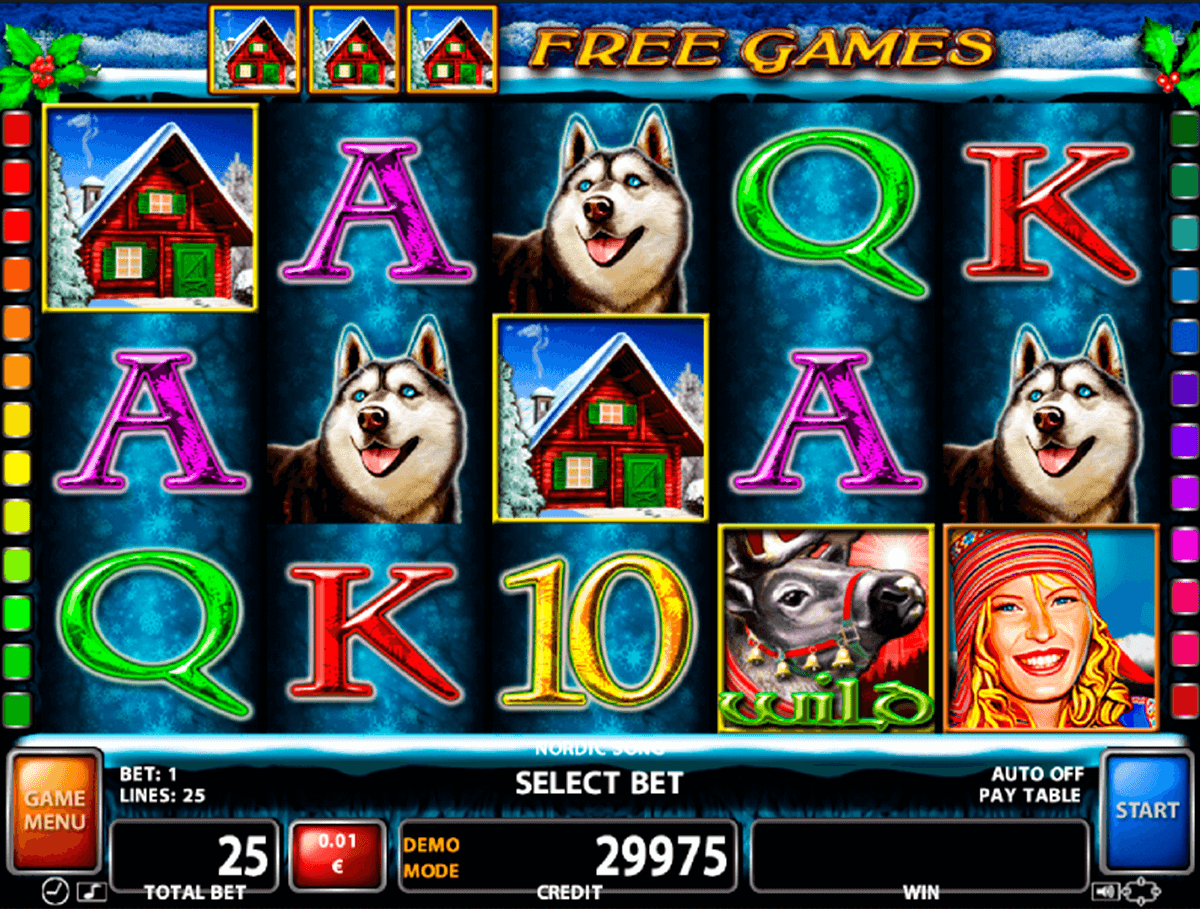nordic song casino technology