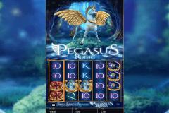 pegasus rising blueprint