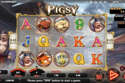 pigsy simpleplay