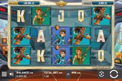 power force heroes push gaming