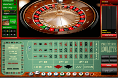 premier roulette microgaming