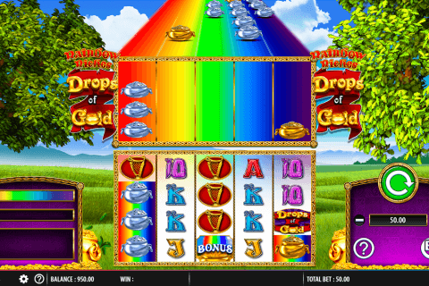 rainbow riches drops of gold barcrest