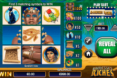 ramesses riches netgen