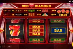 red diamond red tiger