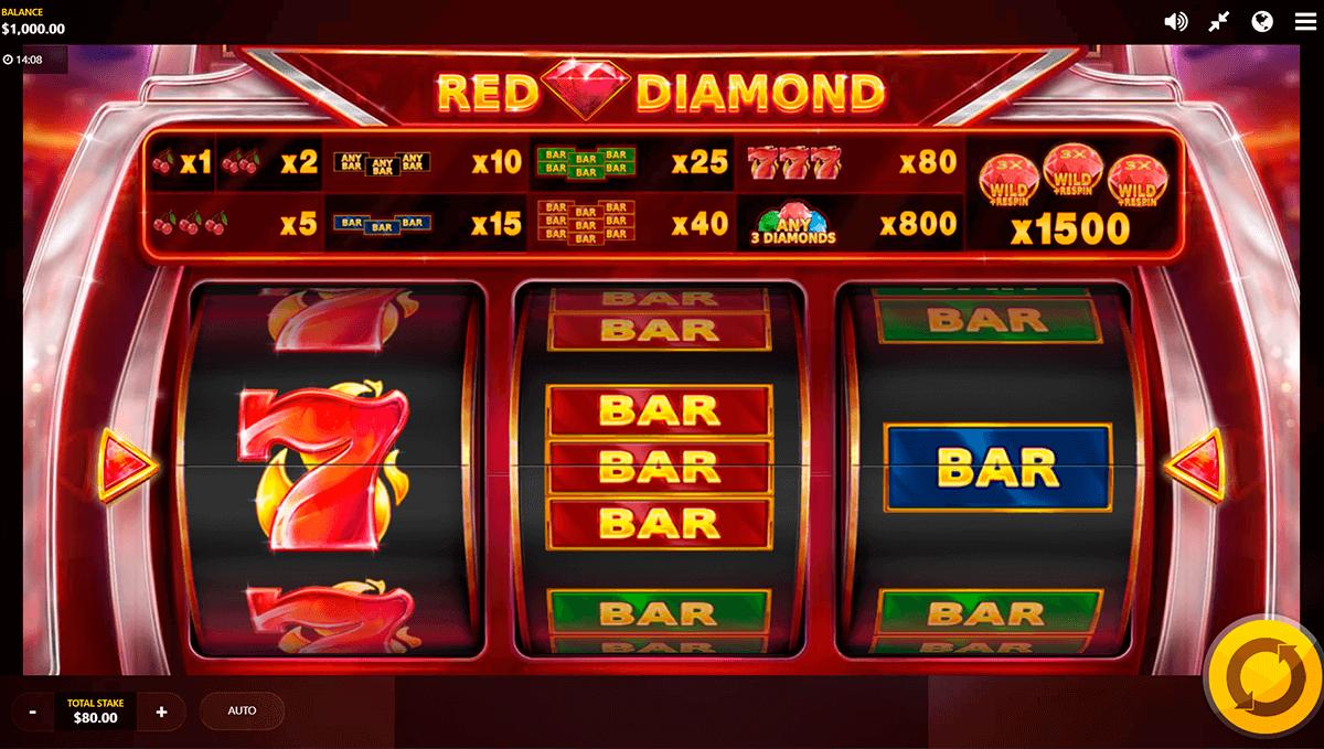red diamond red tiger