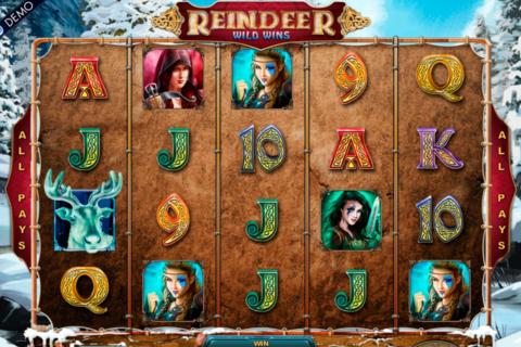 reindeer wild wins genesis