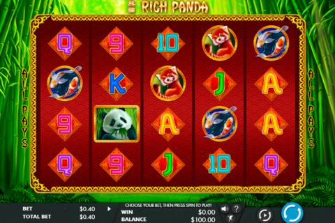 rich panda genesis