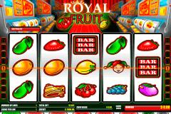 royal fruit bw