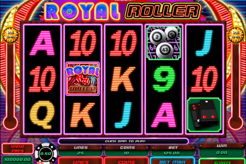 royal roller microgaming