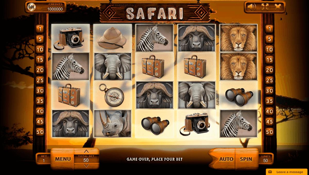 safari endorphina