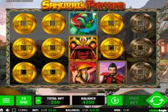 samurais fortune stake logic