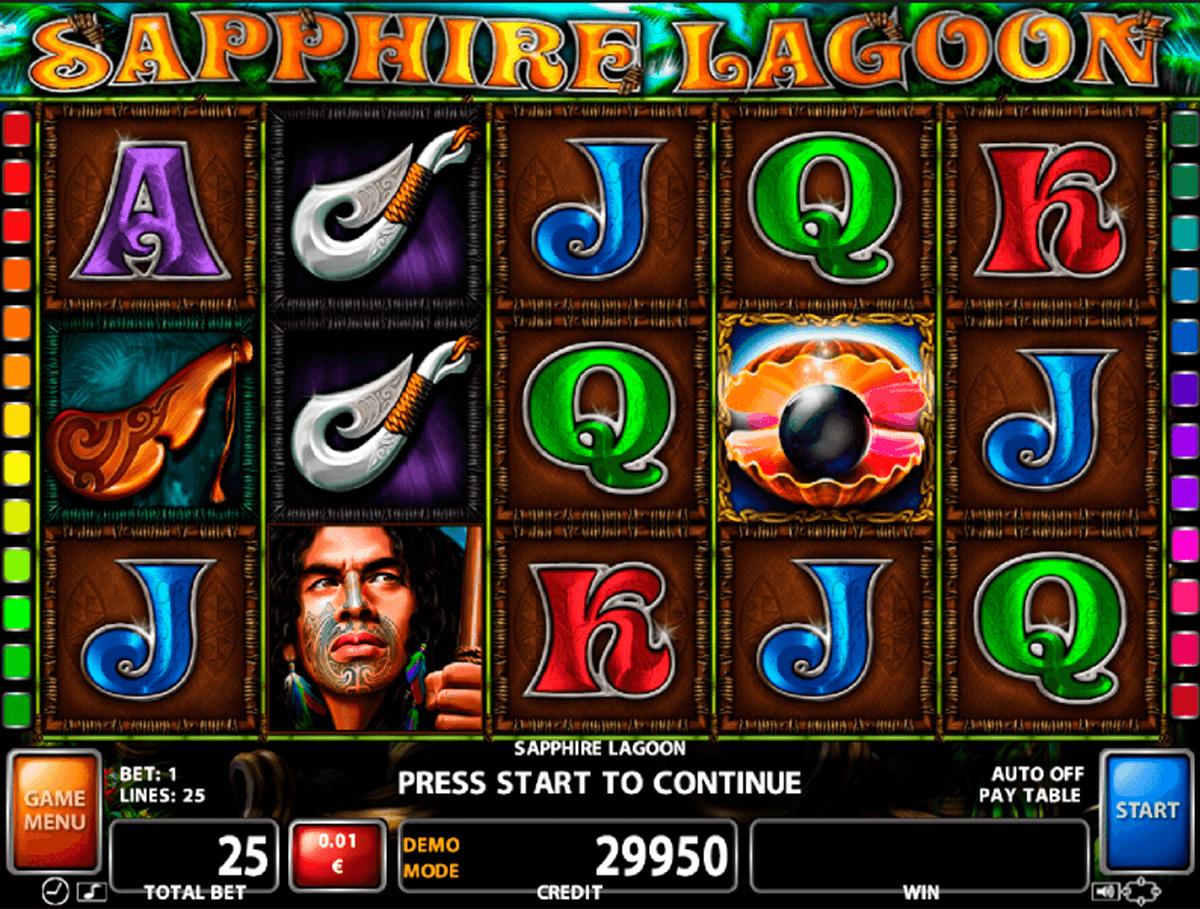 sapphire lagoon casino technology