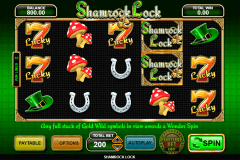 shamrock lock inspired gaming
