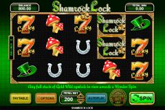 shamrock lock inspired gaming