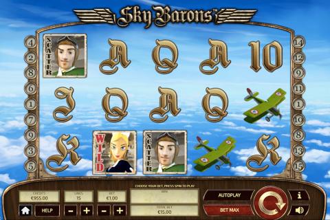 sky barons tom horn