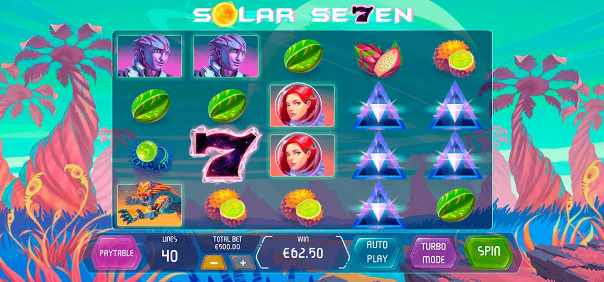 solar seen playtech
