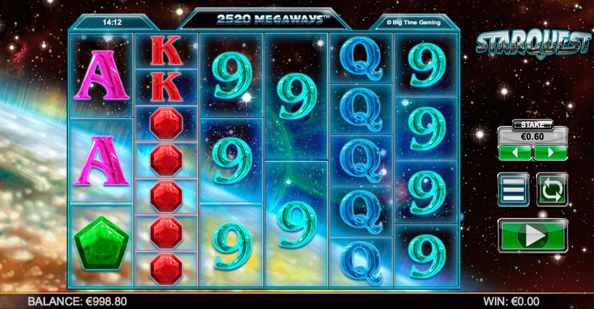 starquest megaways big time