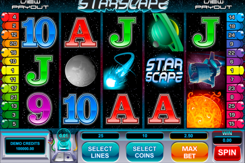 starscape microgaming