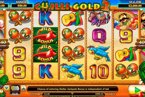stellar jackpots with chilli gold  lightning bo