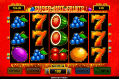 super hot fruits inspired gaming