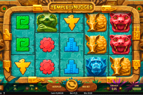 temple of nudges netent