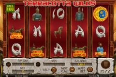 terracota wilds spinomenal