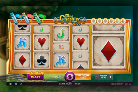 the cheshire tree omi gaming
