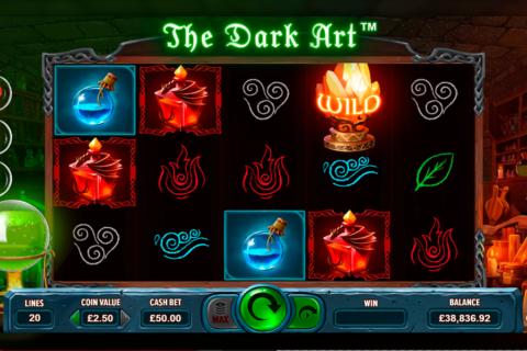 the dark art netgaming