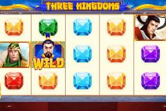 three kingdoms red tiger