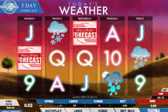 todays weather genesis
