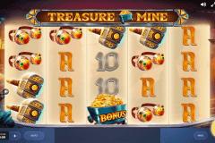 treasure mine red tiger
