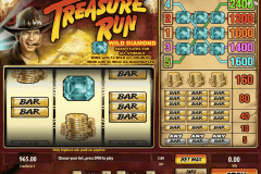 treasure run tom horn